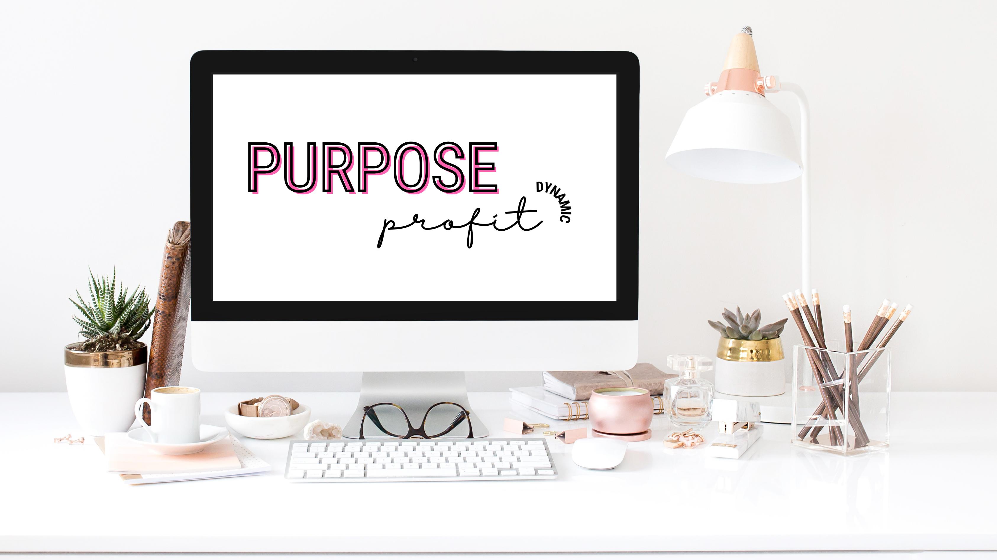 Purpose Profit Dynamic